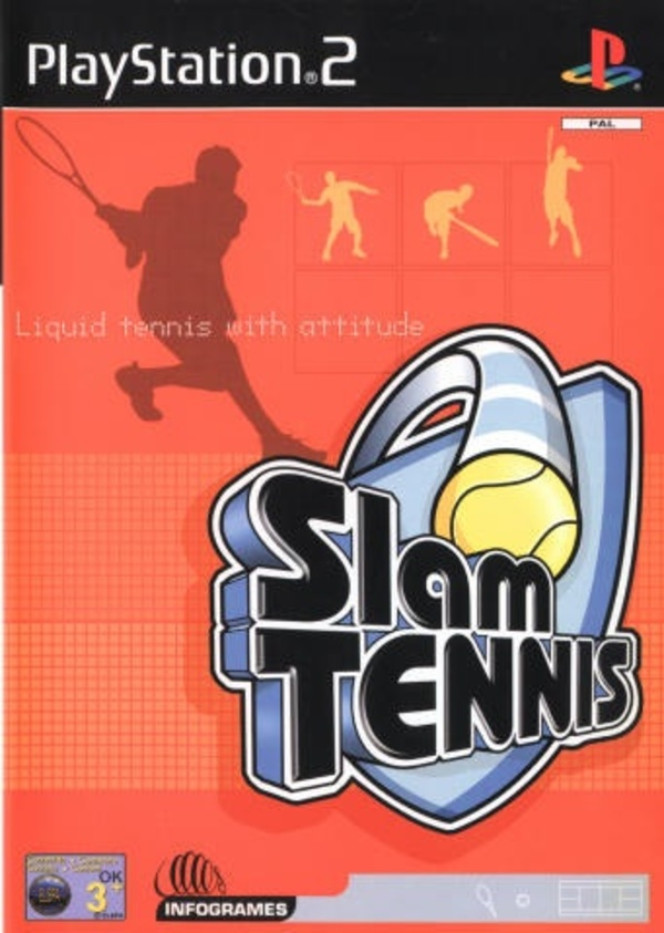 Cover zu Slam Tennis