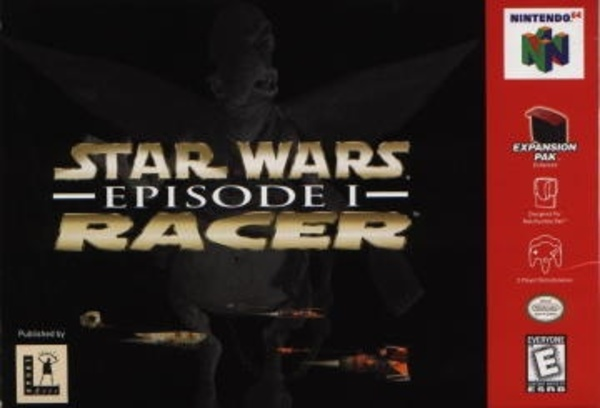 Cover zu Star Wars: Episode I: Racer