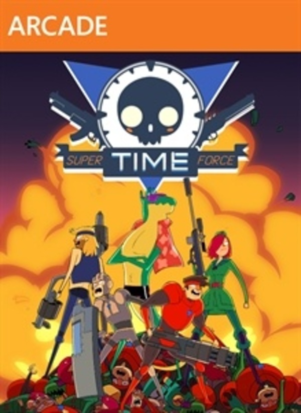 Cover zu Super Time Force