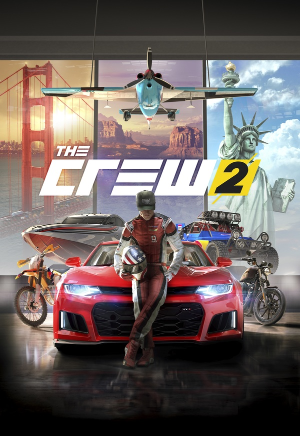 Cover zu The Crew 2
