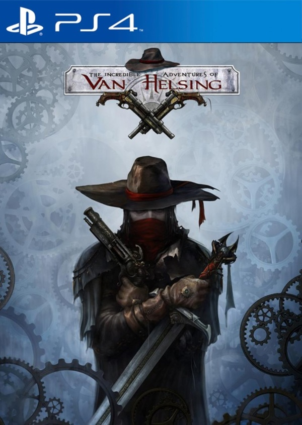 Cover zu The Incredible Adventures of Van Helsing: Extended Edition