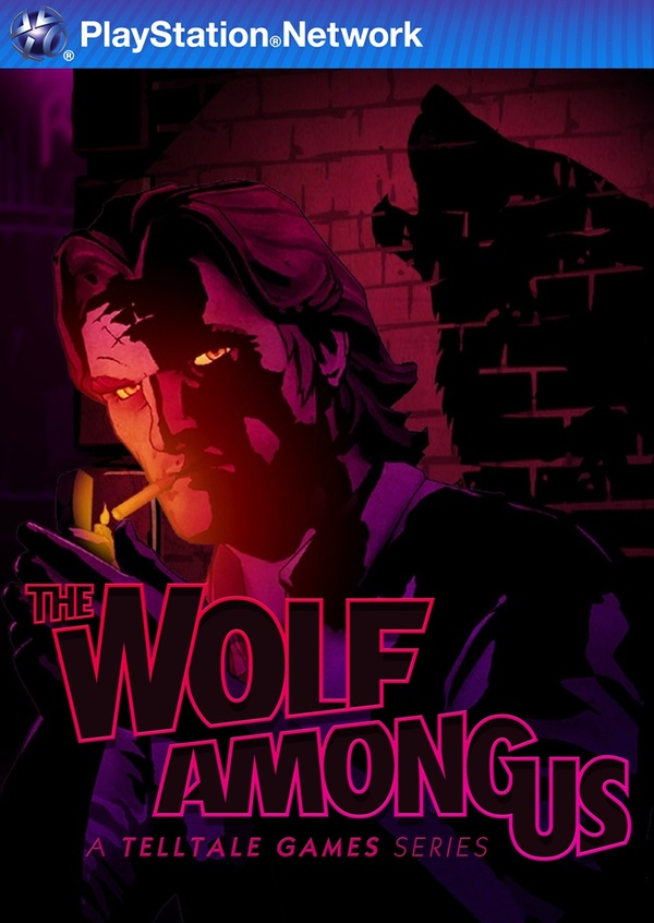 Cover zu The Wolf Among Us - Episode 5