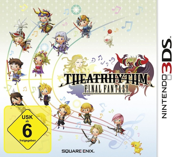 Cover zu Theatrhythm: Final Fantasy
