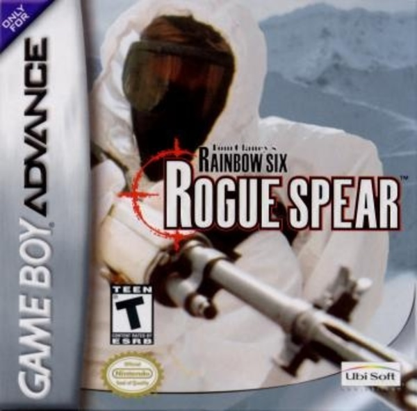 Cover zu Tom Clancy's Rainbow Six: Rogue Spear