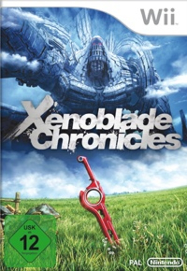 Cover zu Xenoblade Chronicles