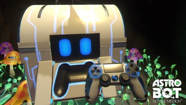 Astro Bot Rescue Mission Test (PS4) - Vorzeigetitel für VR-Skeptiker