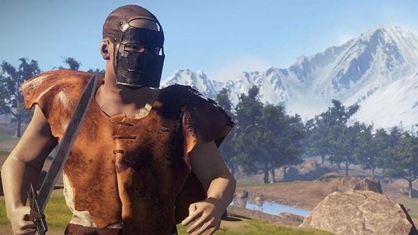 Rust: Das wohl seltsamste Survival-Spiel kommt bald auf PS4 & Xbox One