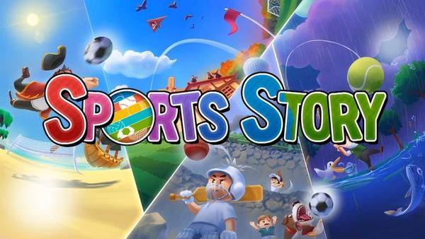 Sports Story - Golf-Tennis-Dungeon-Crawler für die Switch angekündigt