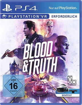 Teaserbild für Blood + Truth