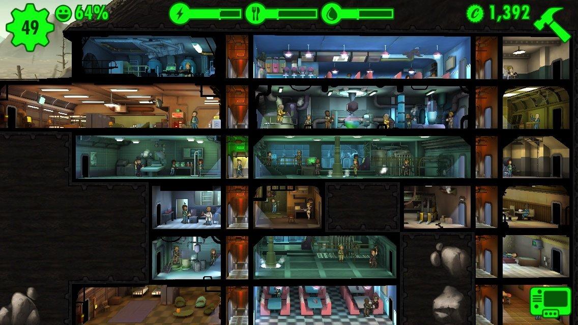 Fallout Shelter Tipps Für Den Bunkerbau Gamepro