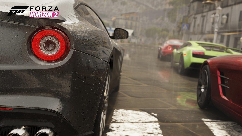 Forza Horizon 2 - Auf der Xbox One mit 1080p und 30 FPS - GamePro