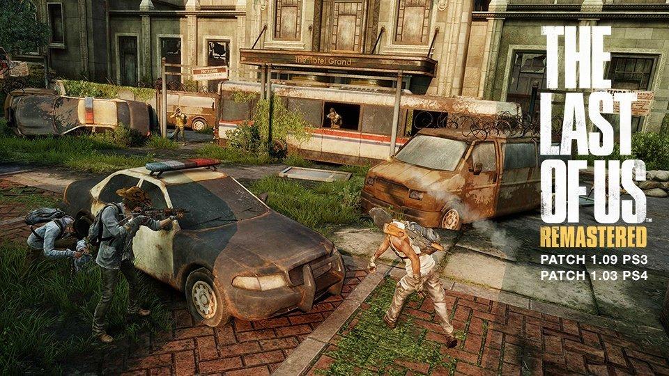 The Last of Us - Zwei neue Maps, Waffen einzeln verfügbar (Update ...