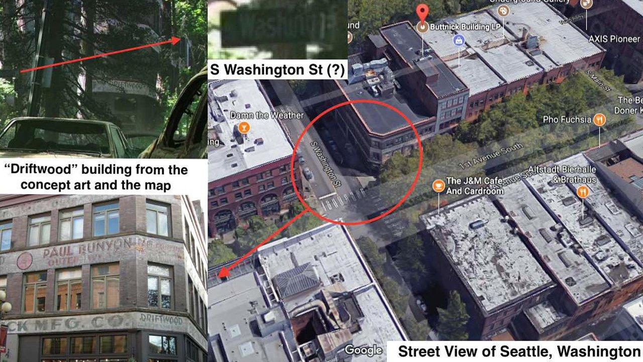 The Last of Us 2 - Schauplatz ist offenbar Seattle