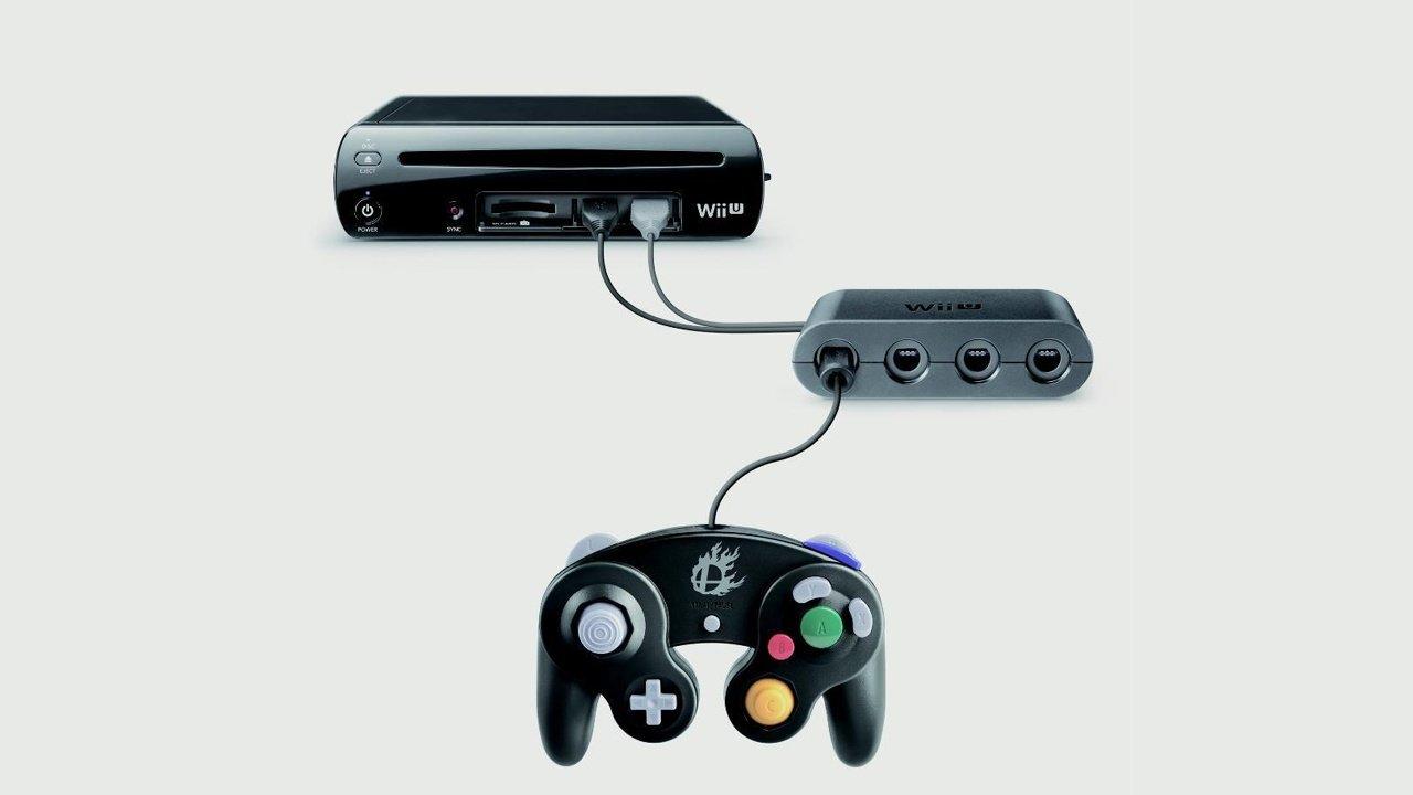 Wii U Nintendo Kündigt Adapter Für Den Gamecube Controller An