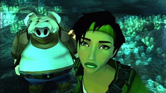 Beyond Good + Evil HD