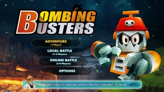 Bombing Busters - Screenshots