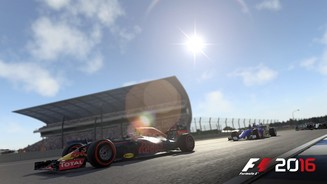 F1 2016 - Screenshots vom Hockenheim-Ring