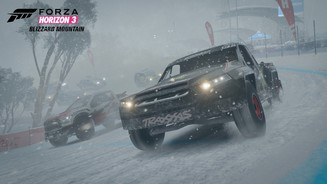 Forza Horizon 3: Blizzard Mountain