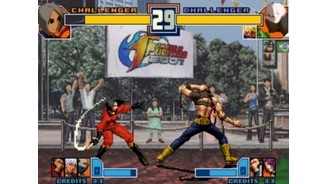 King of Fighters Maximum Impact - Maniax 1