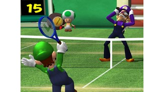 Mario Power Tennis GC 4