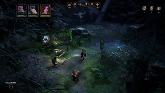 Mutant Year Zero: Road to Eden - Screenshots