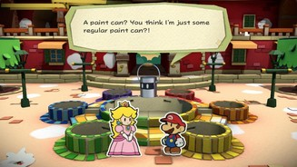 Paper Mario: Color Splash - Screenshots