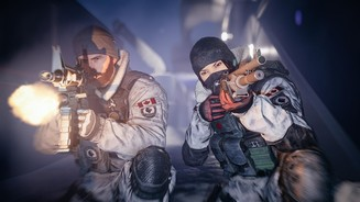 <b>Rainbow Six Siege</b><br>Screenshots aus dem DLC »Operation Black Ice«