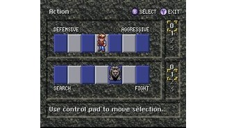 Character Actions In-Game Menu