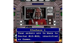 New Orders from Starfleet Command