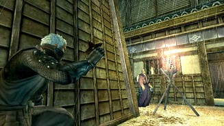 Tenchu Shadow Assassins Wii 5