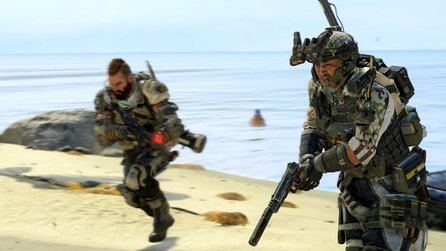 Call of Duty: Black Ops 4 - Multiplayer-Trailer zeigt Setting zwischen Black Ops 2 und 3