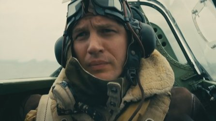 Dunkirk - Trailer mit Tom Hardy in Christopher Nolans Kriegsfilm