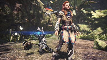 Monster Hunter World: Iceborne bekommt neues Horizon Zero Dawn-Event
