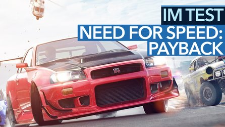 Need for Speed: Payback - Im Test: Es tut in der Seele weh (Video)
