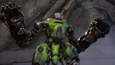 Paragon - Trailer: Crunch mit dem Punch