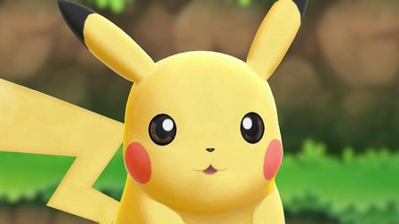 Pokémon: Let's Go, Pikachu oder Evoli - Dank Amazon Cyber Week für 36,50 Euro