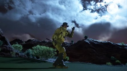 Rory McIlroy PGA Tour - Golfen wie in Battlefield 4 bei der Night Club Challenge