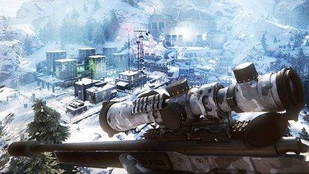 Sniper Ghost Warrior Contracts zeigt erstes Gameplay im E3-Trailer