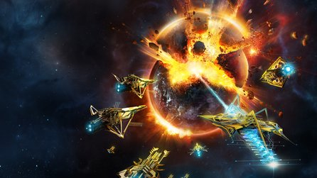 Starpoint Gemini Warlords - Release-Trailer zur Xbox-One-Version: Das Weltall in 4K erobern