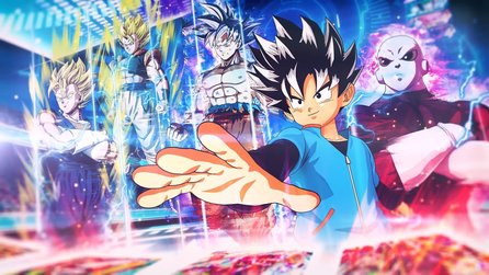 Super Dragon Ball Heroes: World Mission im Test - Kamehame-Kartenspiel