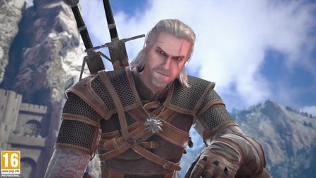 The Witcher in Soul Calibur 6 - Video stellt Geralt als neuen Kämpfer vor
