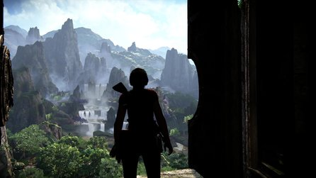 Uncharted: The Lost Legacy - Umfangreiches Gameplay-Video zeigt gigantisches Western Ghats-Level