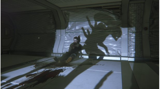 Alien IsolationScreenshots aus dem DLC »The Trigger«
