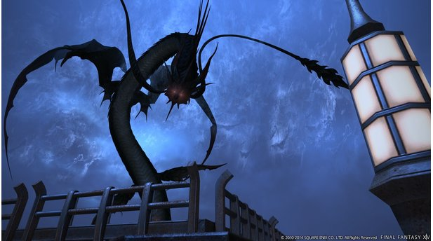 Final Fantasy 14 Online: A Realm Reborn - Screenshot aus dem Update 2.2 »Through the Maelstrom«