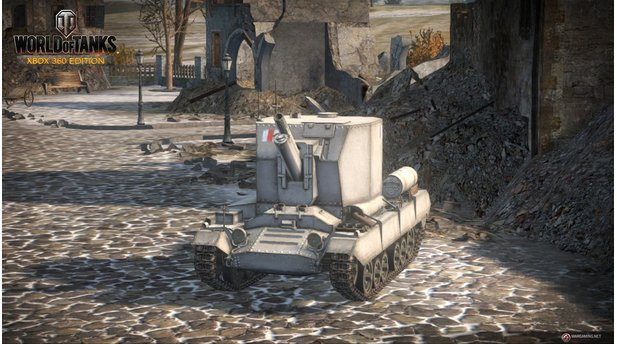 World of Tanks: Xbox 360 Edition - Update 1.5