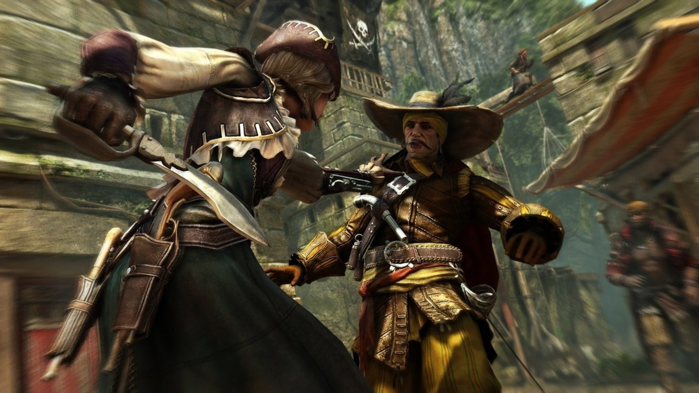 Assassin's Creed 4: Black Flag - Multiplayer-Screenshots