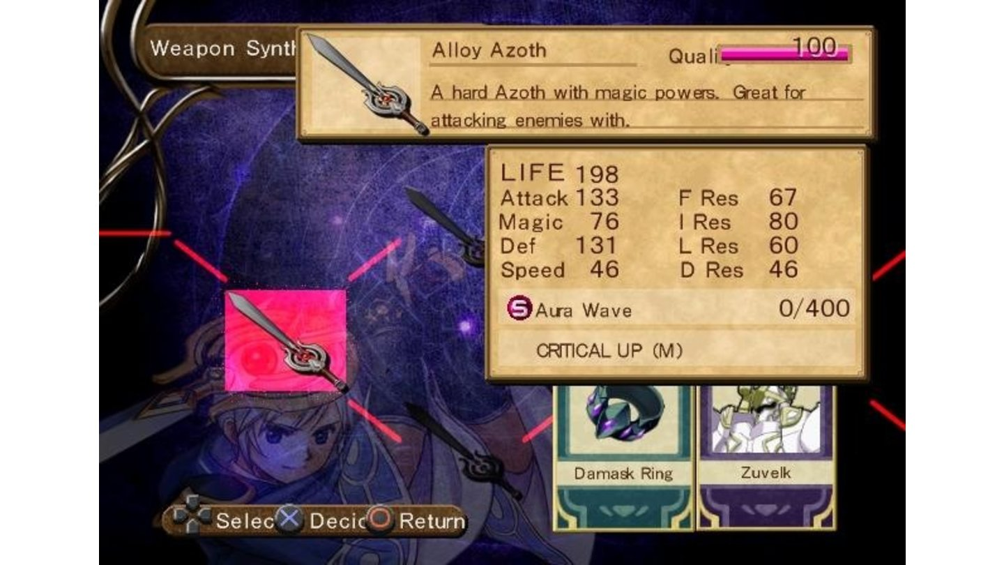 Atelier Iris 2 The Azoth of Destiny 11