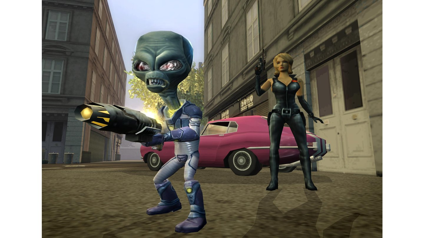 Destroy all Humans 2 3