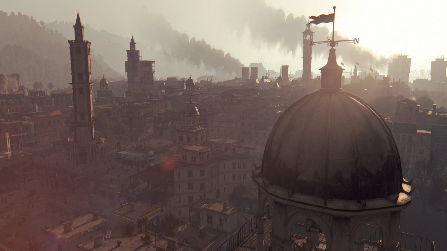 Dying Light - E3-Screenshots