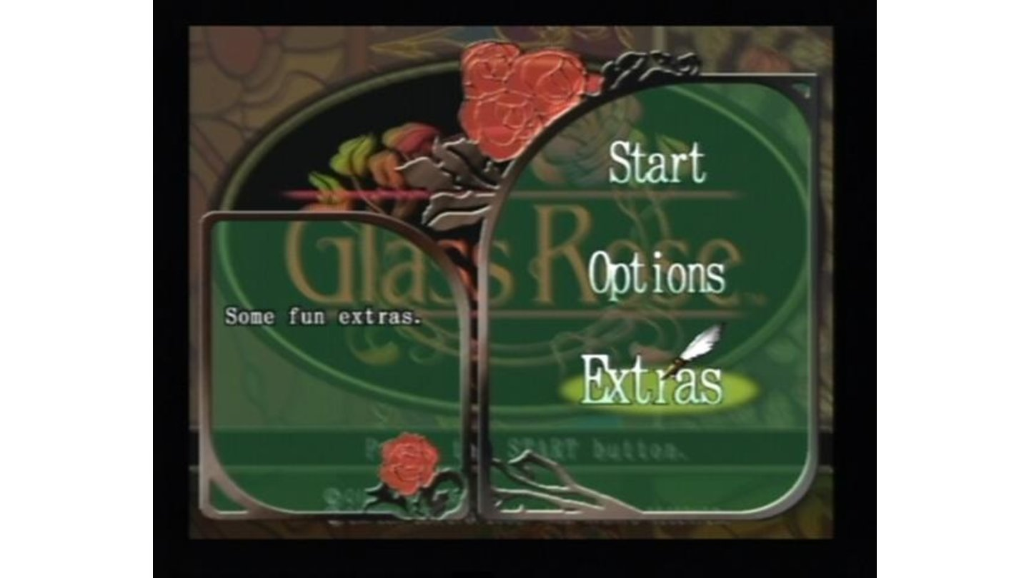 Main Menu (after finishing the game once)